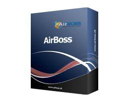 AirBOSS PRO administrationsprogram